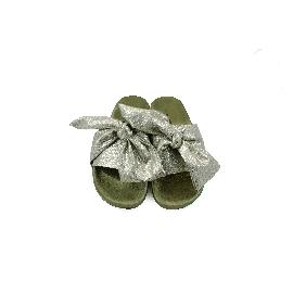 Ciabatta in plastica 180 - Nastro Oro