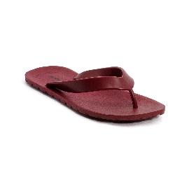 Plastic Slipper Flipper - Red 48