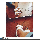 Plastic sandal Amanda Fascia White