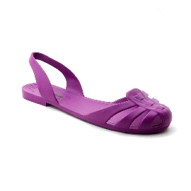 Plastic sandal Spider - Purple 69