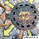 Spider - Fluo Orange 37