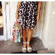 Plastic sandal Amanda Cinturino White
