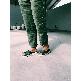 Plastica sandal Amanda CrossGreen 08