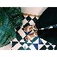 Plastic sandal Amanda Claude White