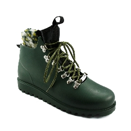 Plastic boots Victor - Green10 + Phoenix Green-BlackGreen