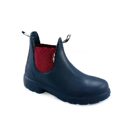 Ben - Navy 28 + Red/Grey