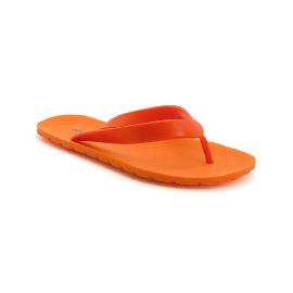 Plastic Slipper Flipper - Orange 2