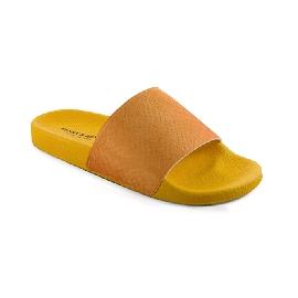 Ciabatta in plastica 180 - Arancio 54 + Crotalo Paprika