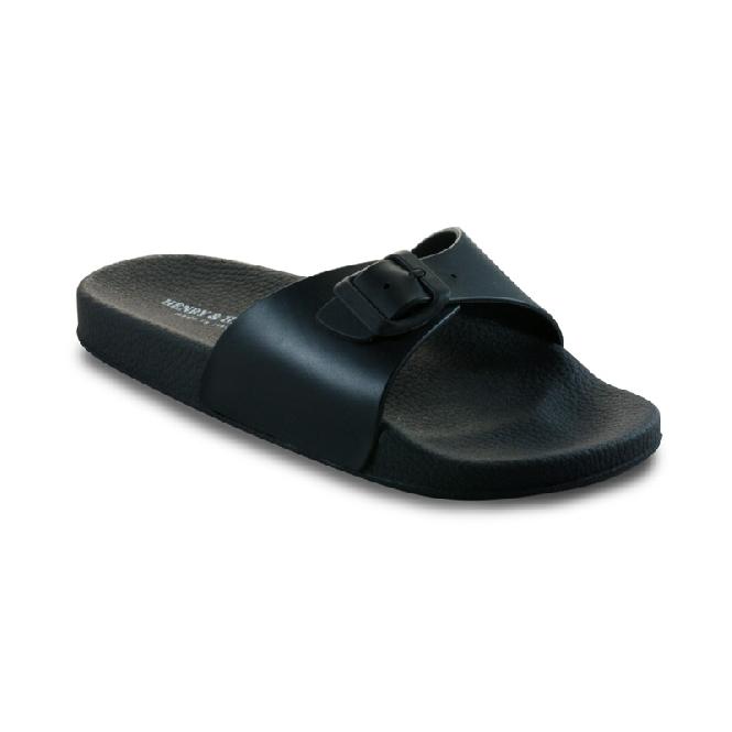 Pool slider Capri - Black