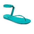 Plastic Sandal Santorini Light Blue 68