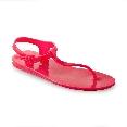 Plastic Sandal Athena - Fluo Fuchsia 35