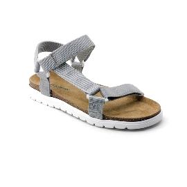 Sandalo in plastica Cesare Claude - Grigio