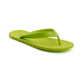 Plastic Slipper Flipper - Green 7