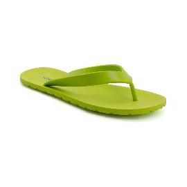 Plastic Slipper Flipper - Green 7