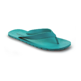 Plastic Slipper Flipper - Light blue 68