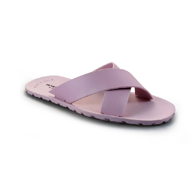 Plastic Slipper Cross Pink 73