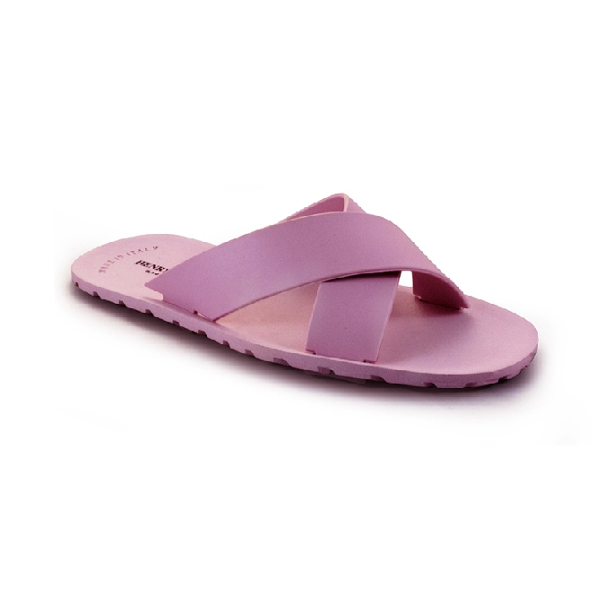 Plastic Slipper Cross Pink 79