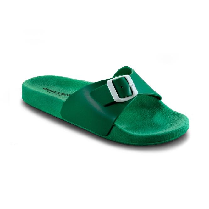 Pool slider Capri - Green 10