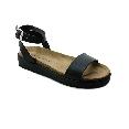 Plastic sandal Amanda CinturinoBlack