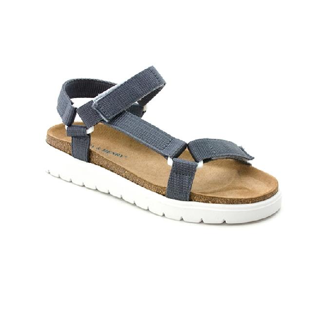 Plastic sandal Amanda Claude - Grey