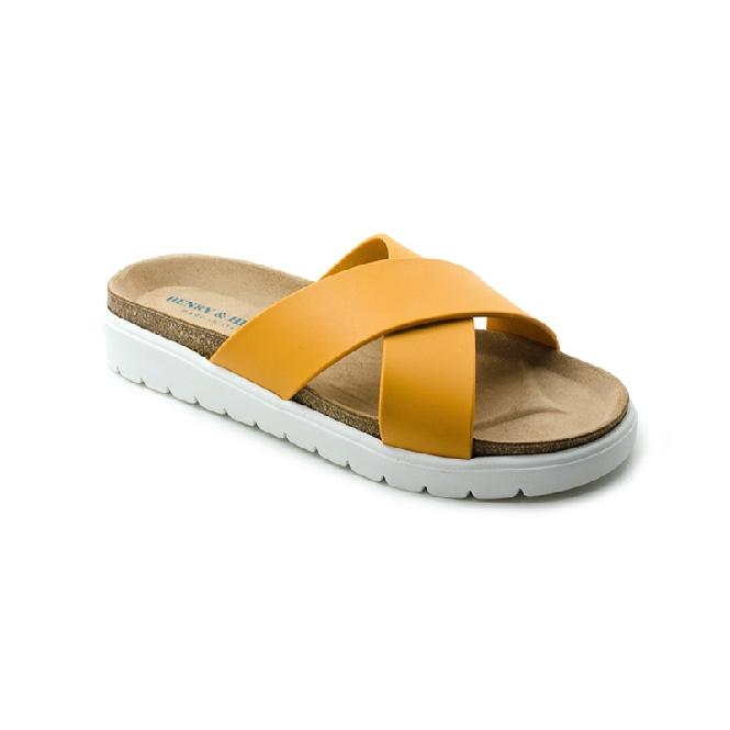 Plastic sandal Amanda Cross - Fuchsia 15
