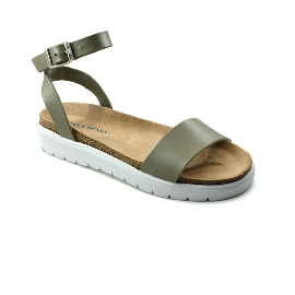 Plastic sandal Amanda Cinturino - Nickel 33