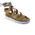 Plastic sandal Amanda Clio - Copper 49