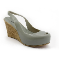 Plastic Wedge Cocò Grey 53