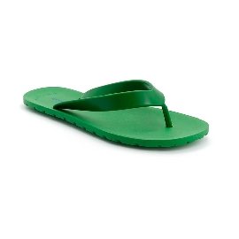 Plastic Slipper Flipper - Green 63