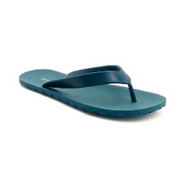 Plastic Slipper Flipper - Petrol 11