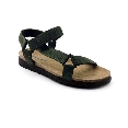 Plastic Sandal Cesare Claude - Green