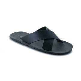Plastic Slipper Cross Grey 27