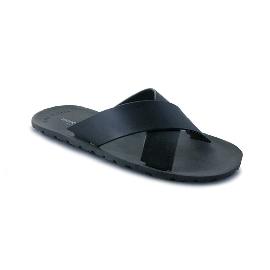 Plastic Slipper Cross Grey 27