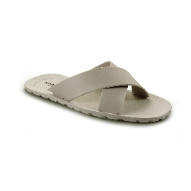 Plastic Slipper Cross Grey 58
