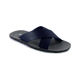 Plastic Slipper Cross Grey 27 + Navy 28