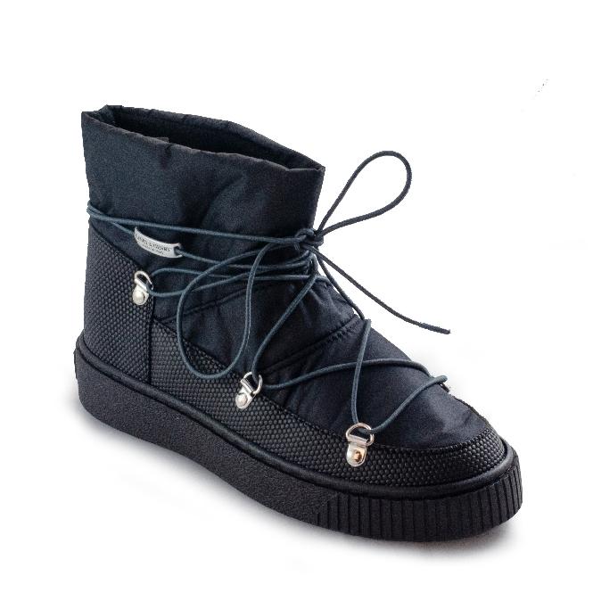 Cortina Boots Black