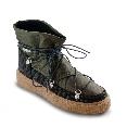 Cortina Boots Green
