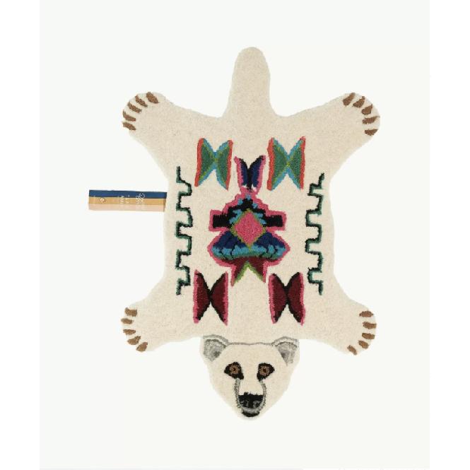 Polar Bear Carpet