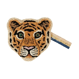 Tiger Head Carpet