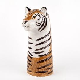 Tiger Flower Vase