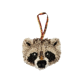Raccoon Head Gift Hanger