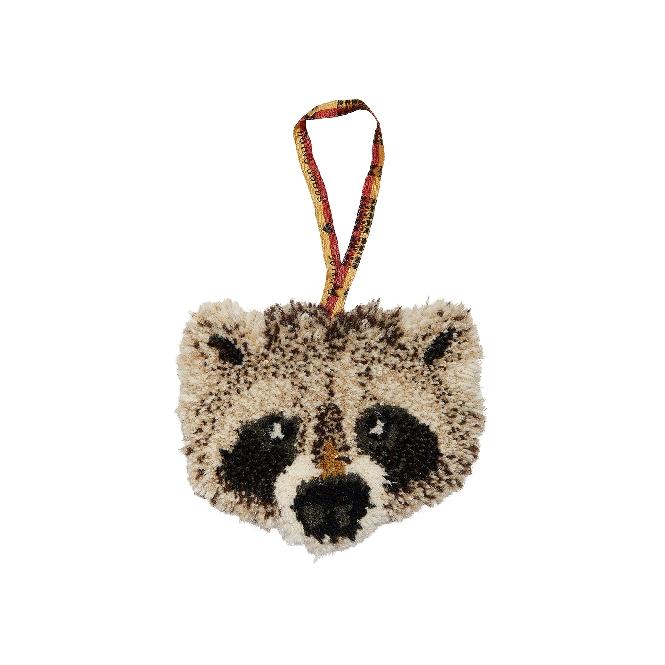 Raccoon Head Gift Hanger