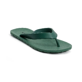 Plastic Slipper Flipper - Green 8