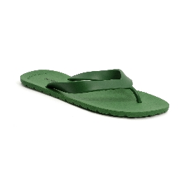 Plastic Slipper Flipper - Green 47