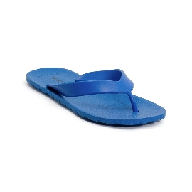 Plastic Slipper Flipper - Light blue 50