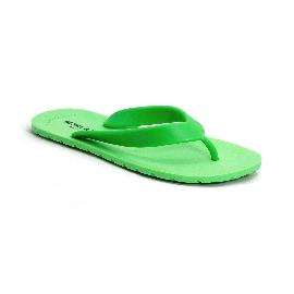 Plastic Slipper Flipper - Fluo Green 36