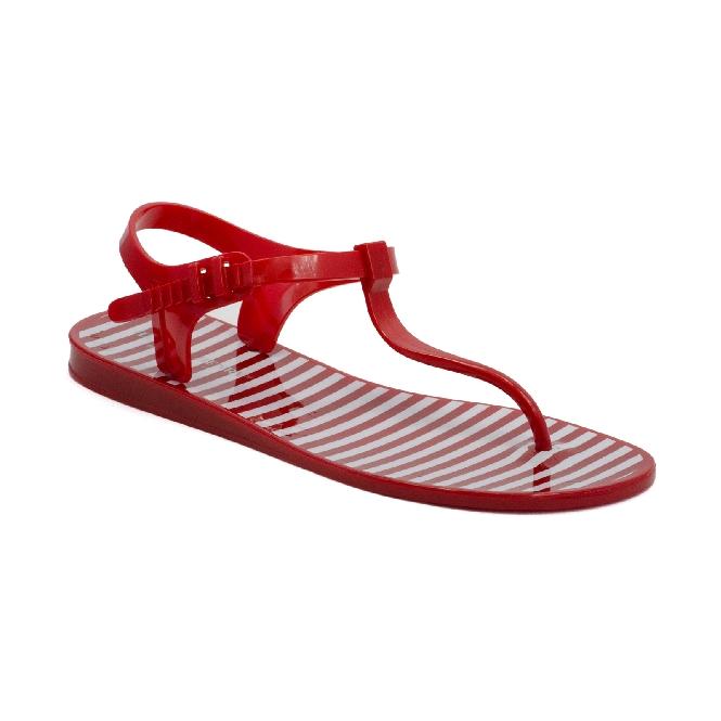 Athena - Red + White stripe
